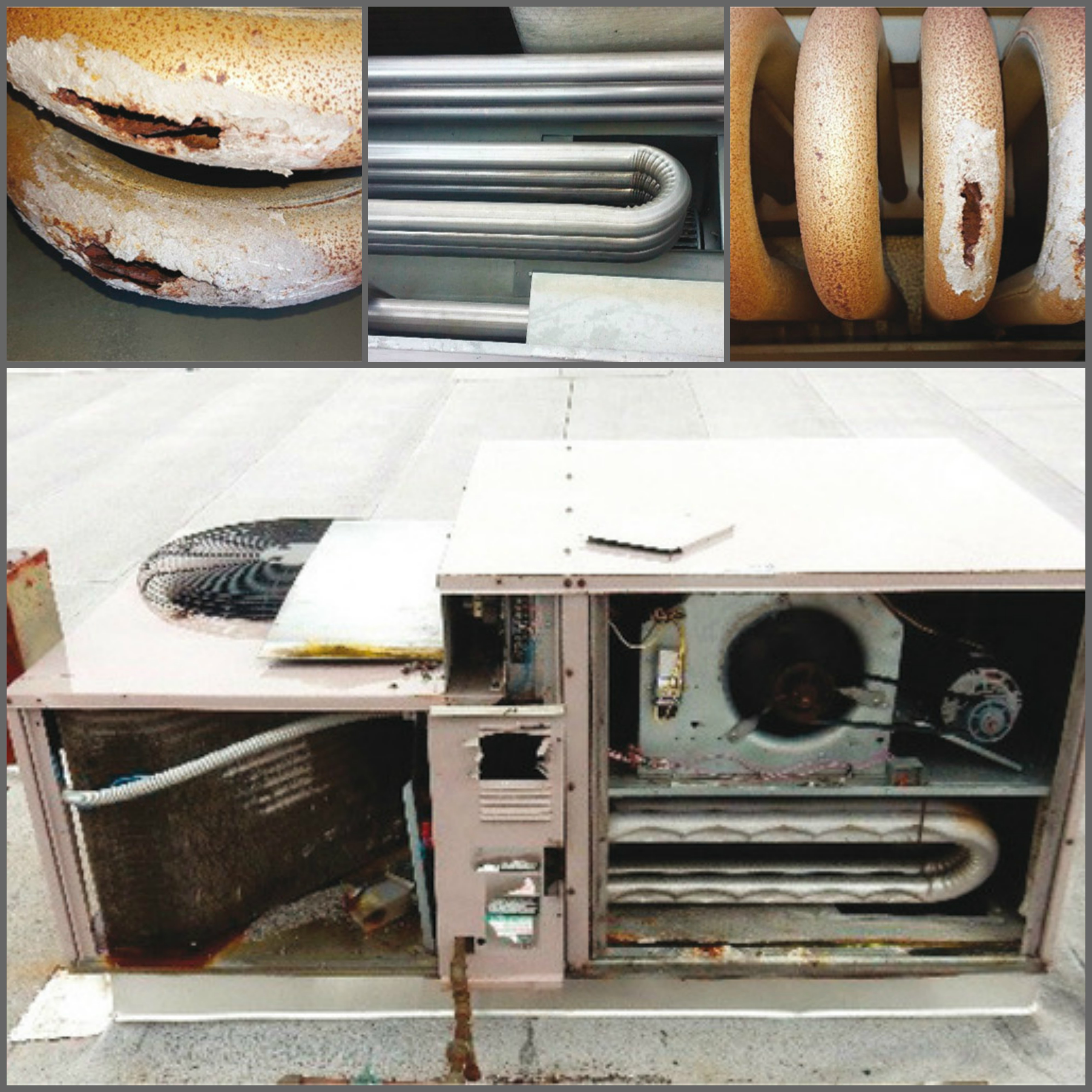 Thermal Fatigue in HVAC Heat Exchangers