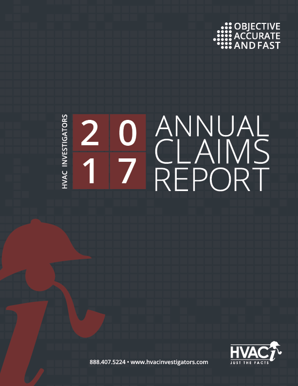 2017 Annual Claims Report includes significant property claim data