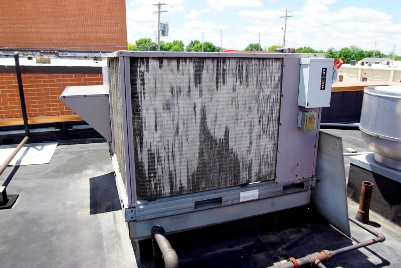 Hail Damage To Hvac Condenser Coils Hvac Investigators