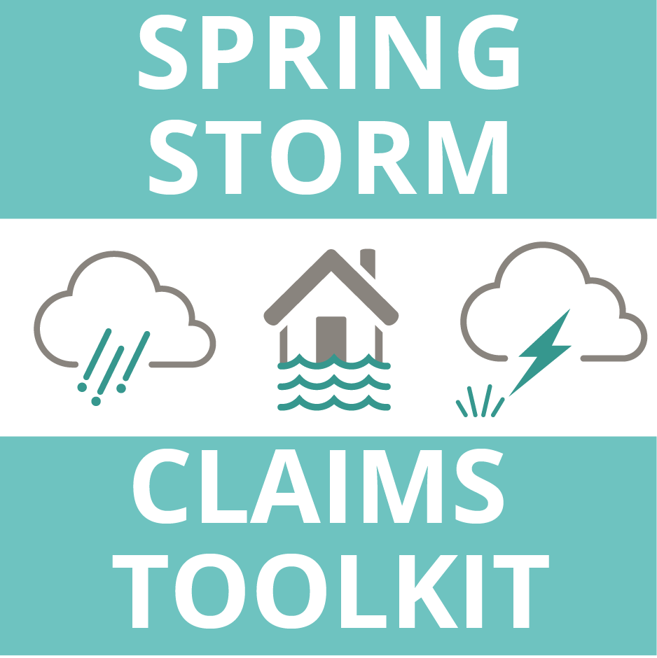 Spring Storm Claims Toolkit