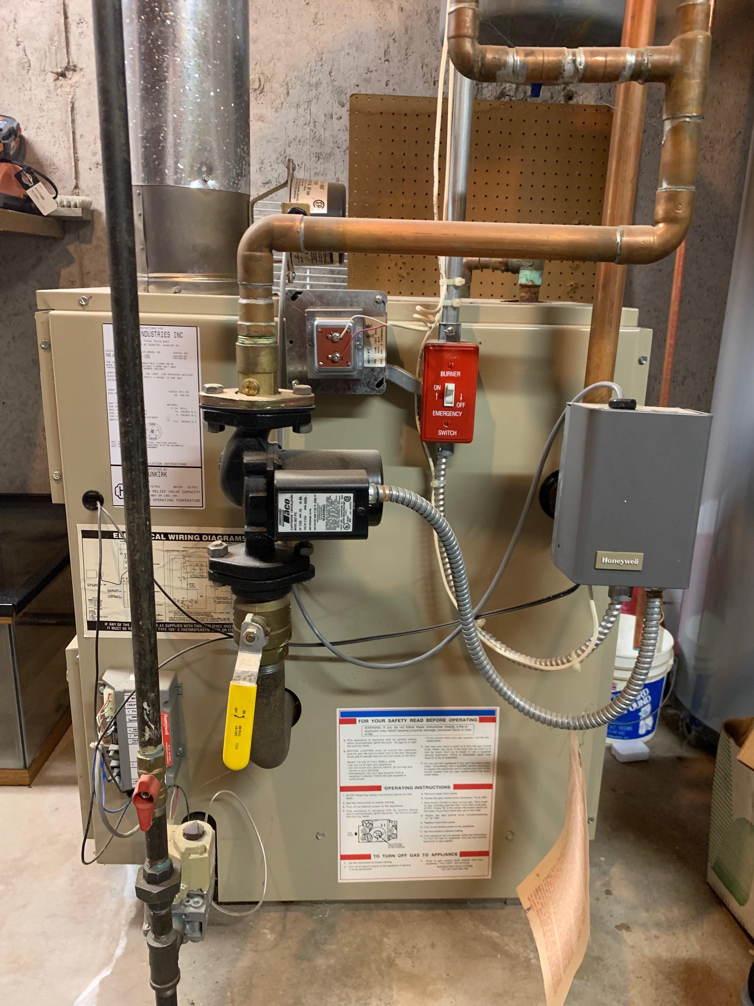 Boiler Claims 101: The Basics of a Residential Boiler - HVAC Investigators | Home Boiler Wiring Diagram |  | HVACi